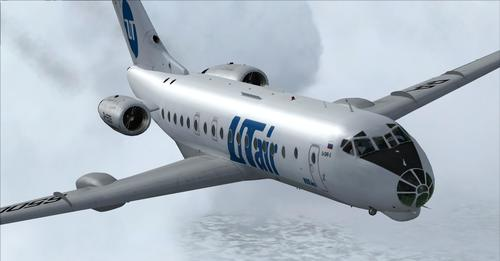 SCS Potloodhoofden Tu-134A-3 FSX & FSX-Steam