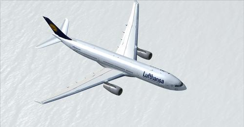 Airbus A330 مليل-Livery پئڪيج FSX ۽ P3D