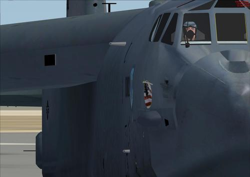 Boeing B-52H CONECT Package FSX & P3D