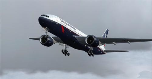 DOWNLOAD Boeing 777-200ER Ultimate Pack FSX & P3D - Rikoooo