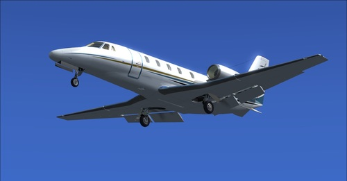 Cessna Citation Excel XLS + FSX & P3D