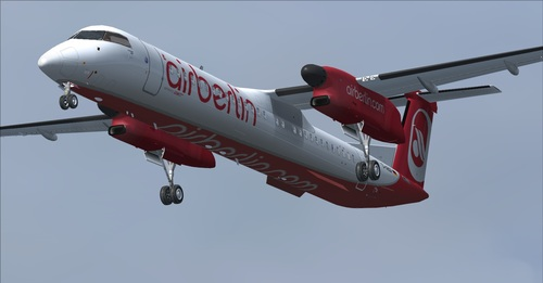 Fleet Air Berlin FSX  &  P3D