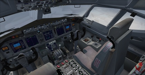 Flotte Air Berlin FSX & P3D