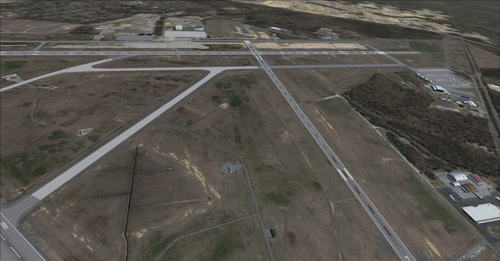 Richmond Intl Airport FSX & P3D