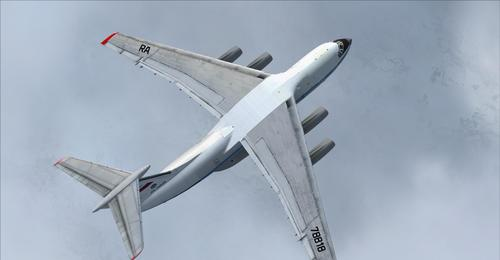 Ilyushin Il-76 MD FSX & FSX-Steam