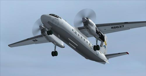 Antonov An-24RV FSX ​​ve P3D