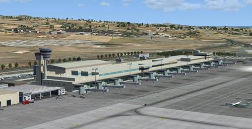 Gran Canaria Intl Sim-Giants FSX & P3D