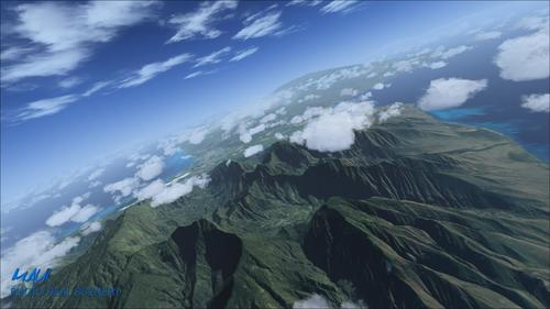 Hawaii Photoreal Vol 1 + Vol 2 + Vol 3 FSX & P3D