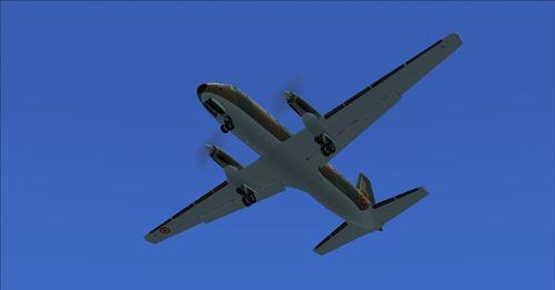 Hawker-Siddeley HS.748 Belgium Air Force FSX & P3D
