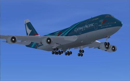 Boeing iFly 747-400 V1.1.0.0 FSX & P3D