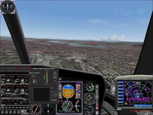 Sikorsky S-70 FireHawk  HH-60F FS2004