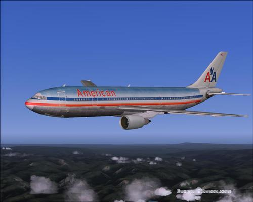 The Gbẹhin American A300-600R Package FS2004