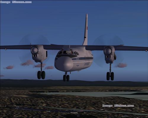 Antonov bir-24RV FS2004