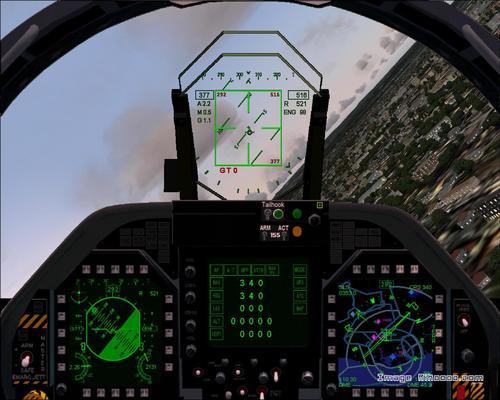Boeing F/A 18E Super Hornet FS2004