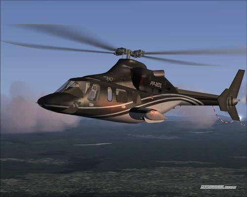 Bell Hofrennydd 430 FS2004