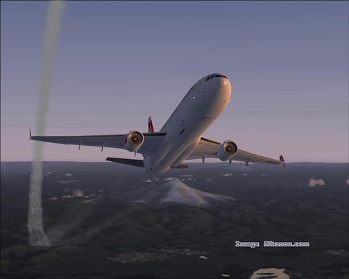 麥道MD-11瑞士FS2004