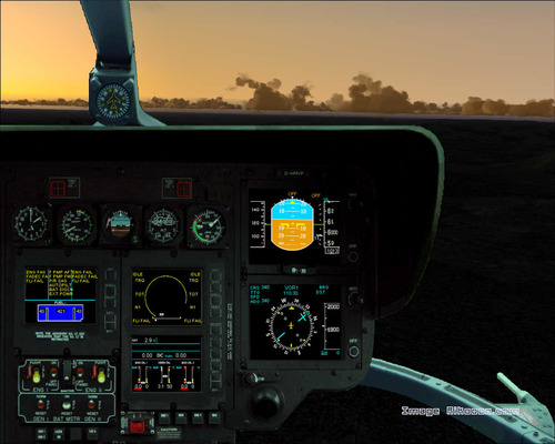 Eurocopter EC 135 Polizei FS2004