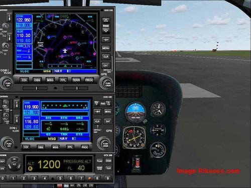 歐洲直升機公司EC 120B科利柏FS2004