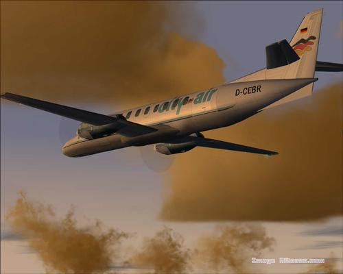 Fairchild City Air Metroliner III Passenger FS2004