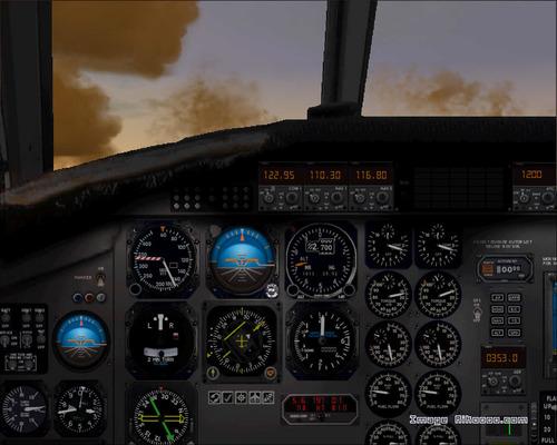 Fairchild City Air Metroliner III Passenger FS2004