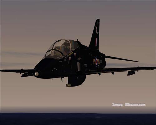 BAE Systems ကုမ္ပဏီ၏ Hawk ရဟတ်ယာဉ် T.1X FS2004