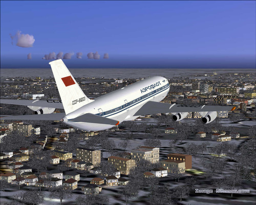 Ilyushin Il-86 Package FS2004