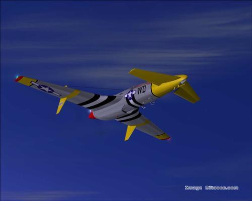 "Stratojet ""Merlin FS2004"