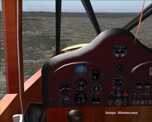 Fairchild 24-R2 1938 FS2004