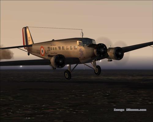 """""""Junkers Ju-52 FS2004"""