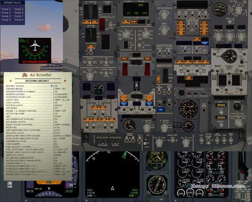 Boeing 737-800 Air Scheffel FS2004