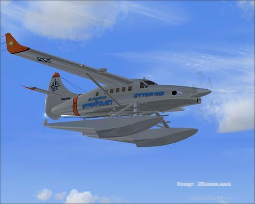 De Havilland DHC-3 Otter NG FS2004