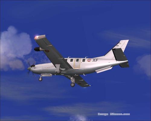 Socata TBM 700 FS2004