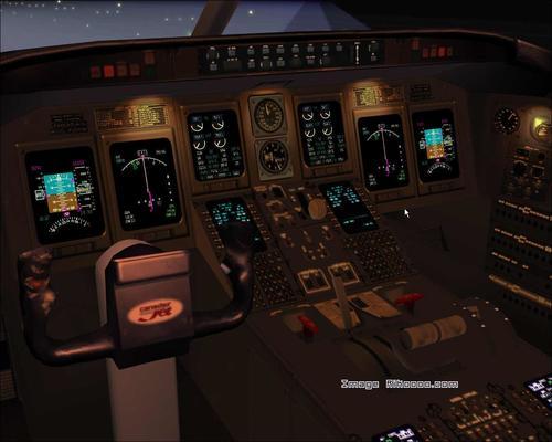 Bombardier CRJ-200 Air France FS2004