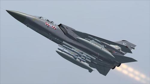Айрис регбор F-3 FSX & P3D
