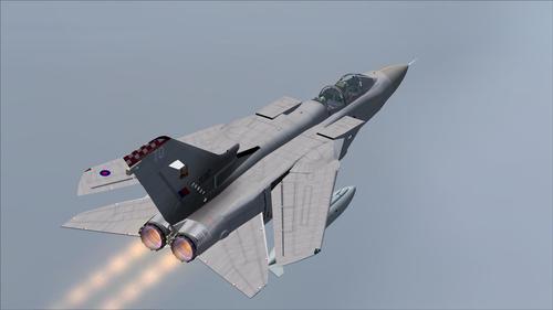Iris Tornado F-3 FSX & P3D
