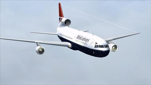 Lockheed L-1011 Tristar 500 Advantage Panel FSX  &  P3D