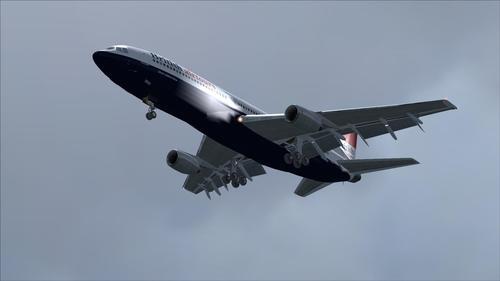 VC British Airtours dan glo gyda L1011-100 FSX  &  P3D