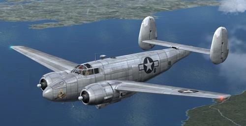 Lockheed PV-2 Harpoon - Gold Release FSX & P3D