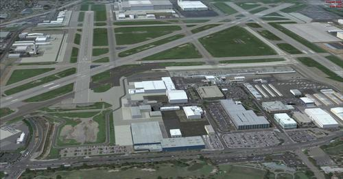 Long Beach Airport FSX & P3D