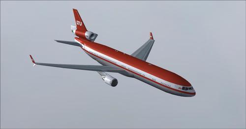 LTU Navnetewî Airways Parkę Rizgari & P3D