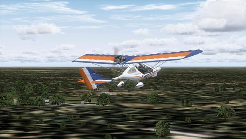 Microleve ML-400 FSX & P3D & FS9