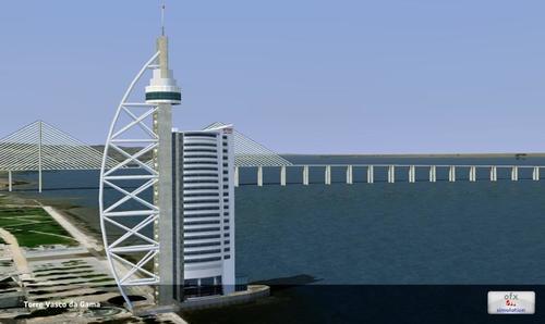 OFX Lisbon City Landmark 2014 FSX & P3D