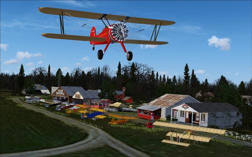 Old Rhinebeck Aerodrome FSX & P3D