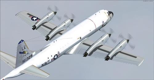 Lockheed P-3C Orion FSX & P3D
