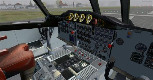 Lockheed P-3C Orion FSX & P3D