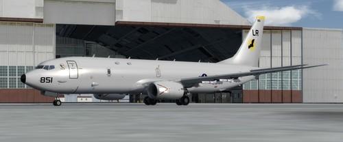 Boeing P8-A Посейдон FSX и P3D