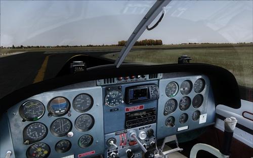 PWDT Zlin Z-142 FSX & P3D