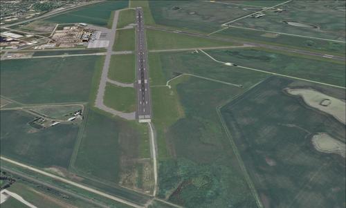 Regina Intl Airport CYQR FS2004