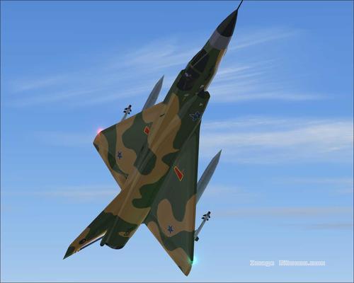 Dassault Mirage III EZ FS2004
