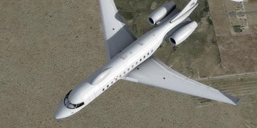 Northrop Grumman E-11A Sentinel USAF Package FSX & P3D
